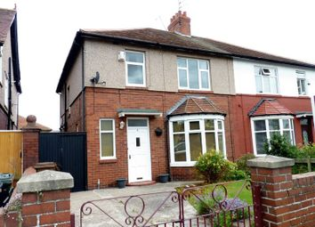 Thumbnail 3 bed semi-detached house for sale in The Gardens, Monkseaton, Whitley Bay