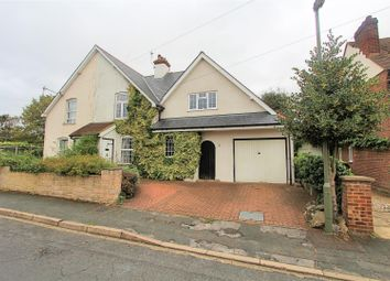Thumbnail 4 bed semi-detached house for sale in Sanway Close, Byfleet, West Byfleet