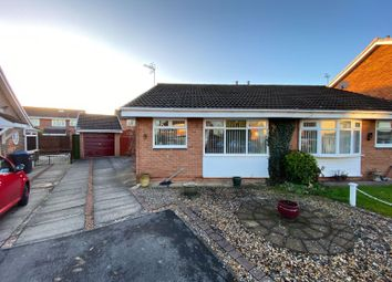 Thumbnail Bungalow for sale in Alnwick Grove, Newton Aycliffe