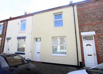 Thumbnail 2 bed terraced house to rent in West Powlett Street, Darlington