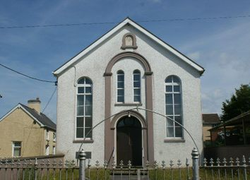 Thumbnail 1 bed detached house for sale in Pencader, Carmarthenshire