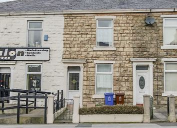 Thumbnail 2 bed terraced house for sale in Burnley Road, Accrington, Lancashire