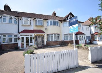 Thumbnail 3 bed terraced house for sale in Grasmere Avenue, London