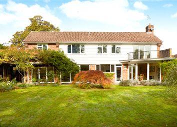 Thumbnail 4 bedroom detached house for sale in Duncroft Close, Reigate, Surrey