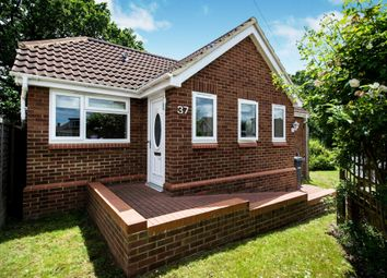 Thumbnail 2 bed detached bungalow for sale in Seaman Close, Park Street, St. Albans