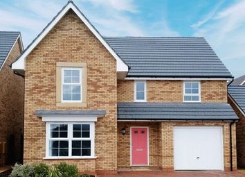 "Thumbnail 4 bed detached house for sale in ""Halesowen"" at Carters Lane, Kiln Farm, Milton Keynes"