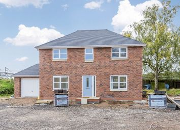 Thumbnail 3 bed detached house for sale in Cheshire Point Station Road, Madeley, Crewe