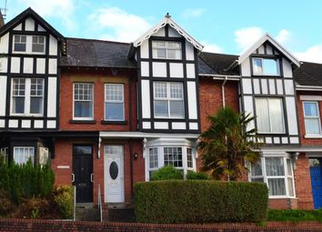 Thumbnail 5 bedroom terraced house for sale in Vivian Road, Sketty, Swansea
