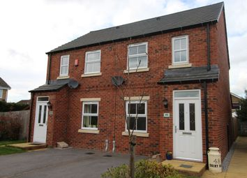 Thumbnail 2 bed semi-detached house for sale in Dairy Way, Norton, Malton