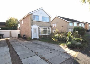 Thumbnail 3 bed detached house to rent in Field Avenue, Thorpe Willoughby, Selby
