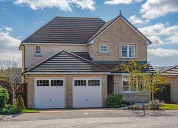Thumbnail 4 bed detached house to rent in Canmore Gardens, Kingseat, Aberdeenshire