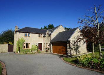 Thumbnail 4 bed detached house for sale in Flag Lane, Heath Charnock, Chorley