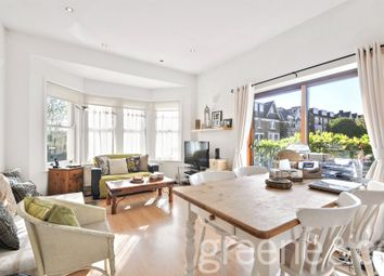 Thumbnail 3 bedroom flat to rent in Cleve Road, South Hampstead, London