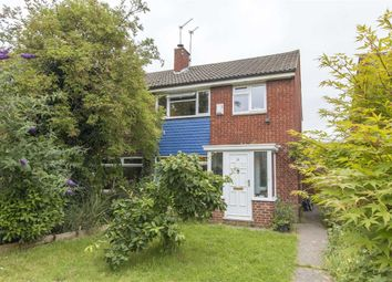 Thumbnail 3 bed end terrace house for sale in Weedon Close, St Werburghs, Bristol