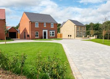 "Thumbnail 4 bed detached house for sale in ""Bradgate"" at Ellerbeck Avenue, Nunthorpe, Middlesbrough"