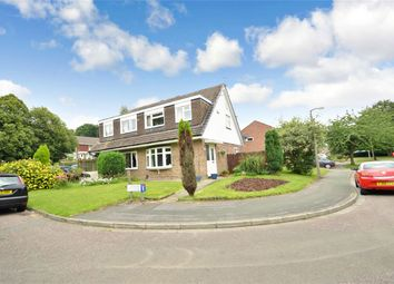 Thumbnail 3 bed semi-detached house for sale in Elgol Close, Davenport, Stockport, Cheshire