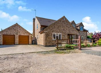 Thumbnail 5 bed detached house for sale in Broomecroft, Walgrave, Northampton