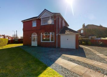Thumbnail 3 bed detached house for sale in Derwent Road, Urmston, Manchester