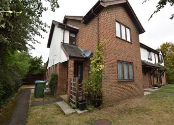 Thumbnail 1 bed end terrace house to rent in Westmorland Drive, Warfield, Berkshire