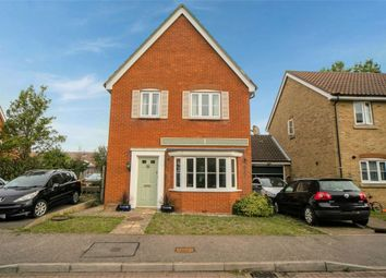 Thumbnail 3 bed detached house for sale in Plover Close, Herne Bay, Kent