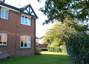 Thumbnail 1 bed end terrace house to rent in Eyston Drive, Weybridge, Surrey
