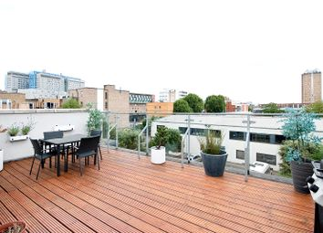 Thumbnail 3 bed terraced house to rent in Flintlock Close, London