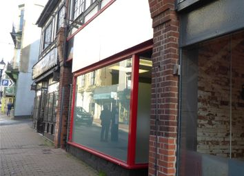 Thumbnail Property to rent in The Lanes, High Street, Ilfracombe
