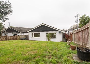 Thumbnail 3 bedroom detached bungalow for sale in Elmfield Close, Gravesend