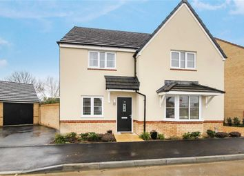 Thumbnail 4 bedroom detached house for sale in Coronel Close, Stratton, Wiltshire