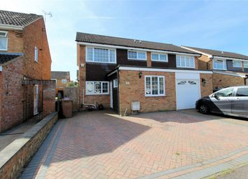Thumbnail 3 bed semi-detached house for sale in Kings Hedges, Hitchin, Hertfordshire