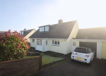 Thumbnail 3 bed detached bungalow for sale in Park Meadow Close, Lapford, Crediton