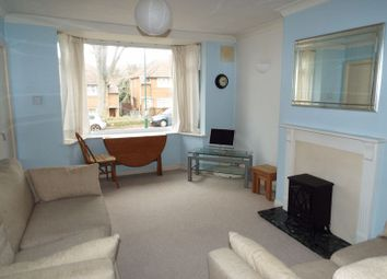 Thumbnail 2 bed terraced house to rent in Harvington Road, Weoley Castle, Birmingham