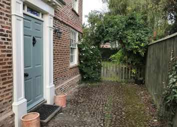 Thumbnail 4 bed detached house to rent in Alne Road, Tollerton, York