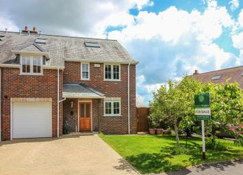 Thumbnail 5 bed property for sale in Badgers Close, Bourton, Gillingham