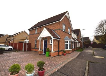 Thumbnail 3 bed end terrace house for sale in Crabs Croft, Braintree