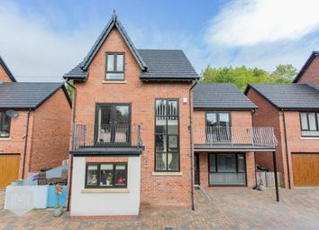 Thumbnail 5 bed detached house for sale in Chew Moor Lane, Lostock, Bolton