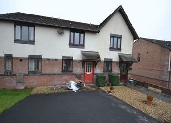 Thumbnail 2 bed terraced house to rent in Coed Y Plas, Johnstown, Carmarthen
