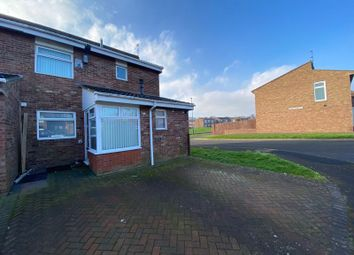 Thumbnail 3 bed end terrace house for sale in Bolton Court, Skelton-In-Cleveland, Saltburn-By-The-Sea