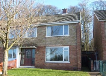 Thumbnail 3 bed semi-detached house to rent in Hardy Road, Scunthorpe
