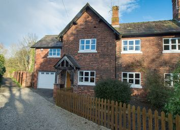 Thumbnail 4 bed semi-detached house for sale in Lumber Lane, Worsley, Manchester