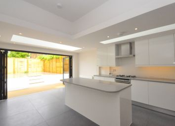 Thumbnail 3 bed terraced house to rent in Quick Road, London