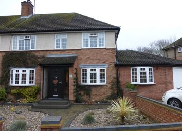 Thumbnail 4 bed semi-detached house for sale in Reynards Way, Bricket Wood, St. Albans