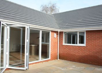 Thumbnail 3 bed detached bungalow for sale in Shaftesbury Road, Henstridge, Templecombe