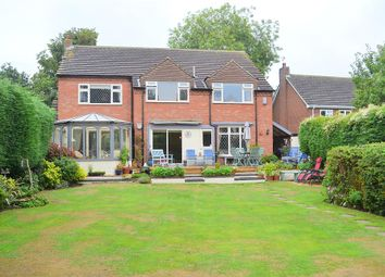 Thumbnail 4 bed detached house for sale in Dark Lane, Alrewas, Burton-On-Trent