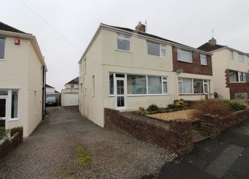 3 bed semi-detached house for sale in Litchaton Way, Plympton, Plymouth PL7