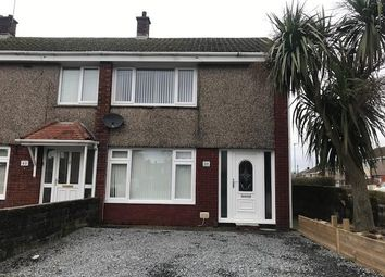 2 bed end terrace house to rent in Ffordd Y Brain, Ravenhill, Swansea SA5