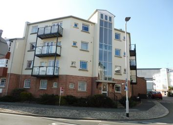 Thumbnail 2 bed flat for sale in Pottery Road, Plymouth