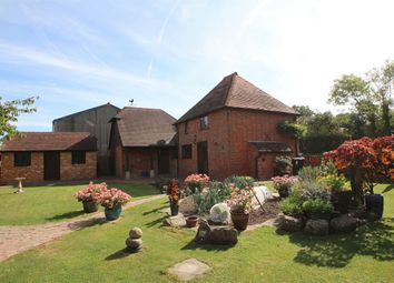 Thumbnail 3 bed detached house for sale in The Coach House, Old Surrenden Manor Road, Bethersden, Kent