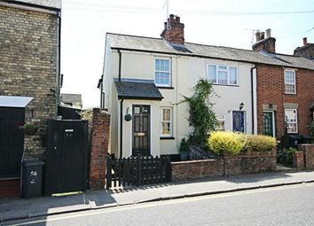 Thumbnail 2 bed end terrace house for sale in Station Road, Sawbridgeworth, Hertfordshire
