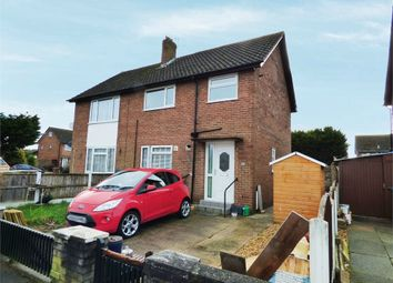 Thumbnail 2 bed flat for sale in 122 Rose Crescent, Southport, Merseyside